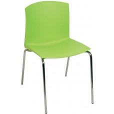 """Стул с пластиковым сиденьем """"Пулл"""""""