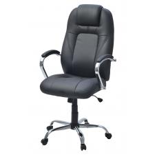 """Кресло для руководителя """"Кольт"""" искусственная кожа с перфорацией"""