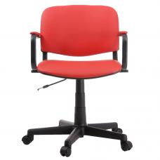 """Кресло для персонала """"ИЗО GTC"""" с подлокотниками"""