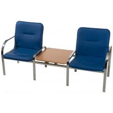 """Секция стульев """"Палермо"""" со столом"""