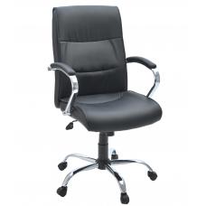 """Кресло для руководителя """"Стинг"""" искусственная кожа"""