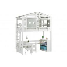 Кровать-домик В-яр Тимберика Кидс №1
