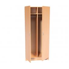 Шкаф двухдверный арт.МБТ01