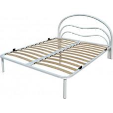 """Кровать двуспальная """"Волна 1"""" К.003.10"""