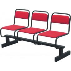 """Секция стульев """"Форум"""" мягкая сварная, С4.30.00, С4.30.01, С4.30.02, С4.30.03"""