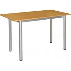 """Каркас стола на металлическом каркасе """"Лидер"""" П1.19.22, цв.металлик"""
