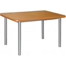 "Каркас стола на металлическом каркасе ""Практик"" П1.19.23, хром"