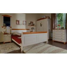 """Кровать двуспальная """"Дания"""""""