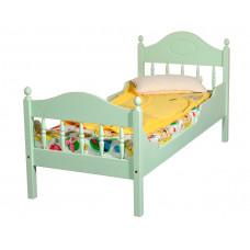 """Кровать детская """"Фрея 2"""" с ограничителями"""