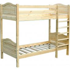 """Кровать двухъярусная """"Кая 2"""" высота 1870 мм"""
