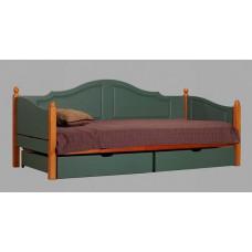 """Кровать с ящиками (2 штуки) """"Кая"""" (тахта)"""