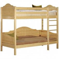 """Кровать двухъярусная """"Кая 3"""" высота 1870 мм"""