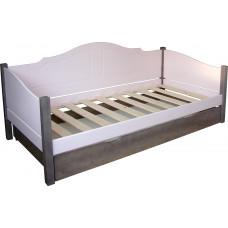 """Кровать с ящиком """"Лирика"""" (тахта)"""