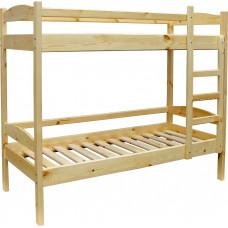 Акция! Кровать двухъярусная деревянная МР-2