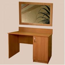"""Туалетный столик с зеркалом """"Глория"""""""